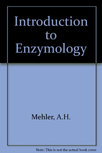 9780124877504: Introduction to Enzymology