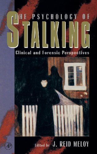 9780124905603: The Psychology of Stalking: Clinical and Forensic Perspectives