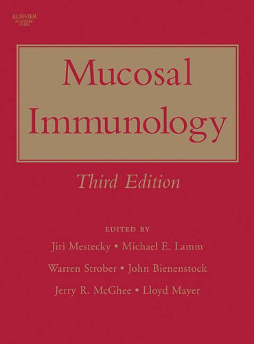 9780124915435: Mucosal Immunology, 3rd Edition (2 Volumes)