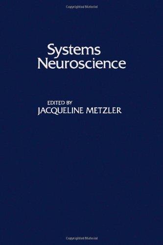 Systems Neuroscience Jacqueline Metzler