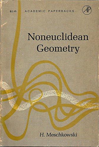 9780124919563: Non-Euclidean Geometry