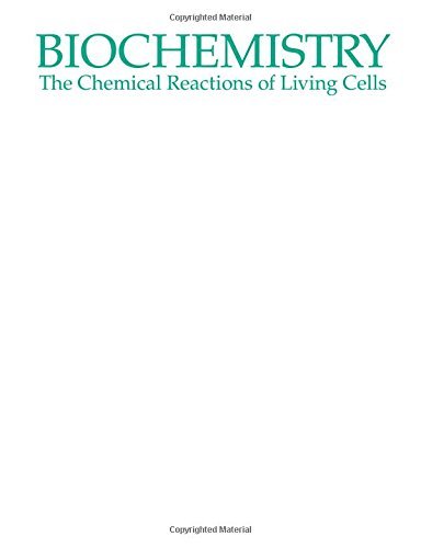 9780124925403: Biochemistry, Second Edition: The Chemical Reactions of Living Cells