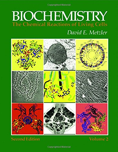 9780124925410: Biochemistry, Second Edition: The Chemical Reactions of Living Cells