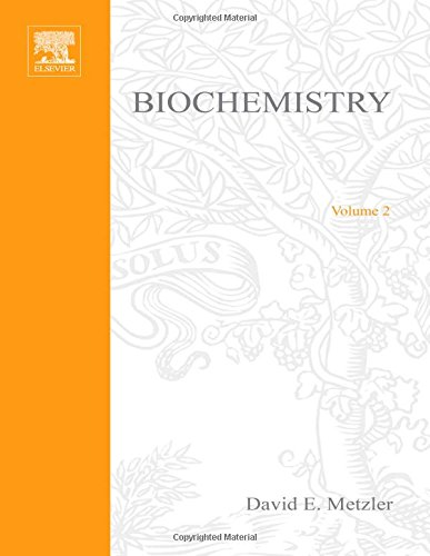 9780124925434: Biochemistry (2 volume set), Second Edition: The Chemical Reactions of Living Cells