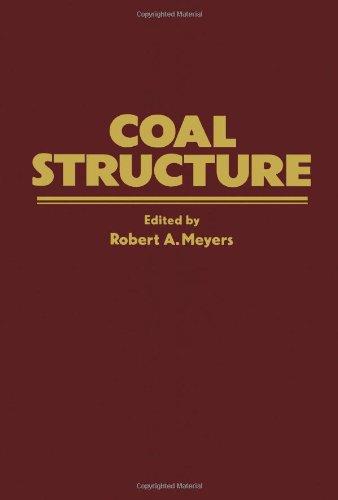 9780124930803: Coal Structure