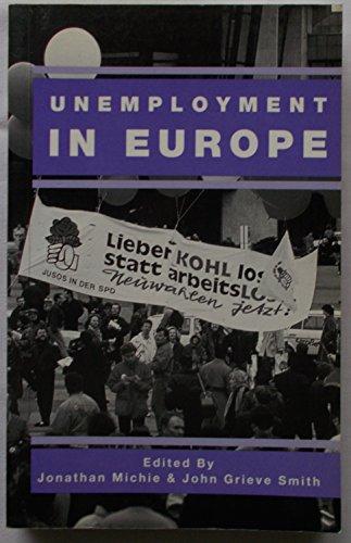 9780124940659: Unemployment in Europe