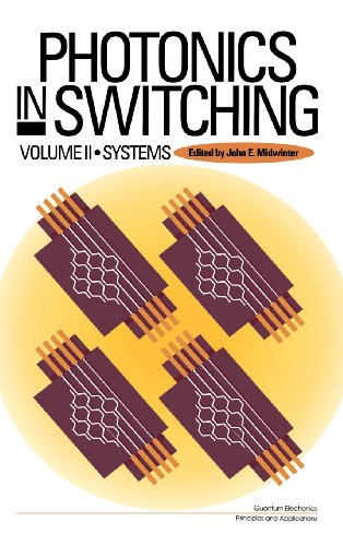 9780124960527: 002: Photonics in Switching (Optics & Photonics Series)
