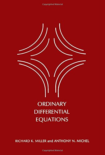 9780124972803: Ordinary Differential Equations