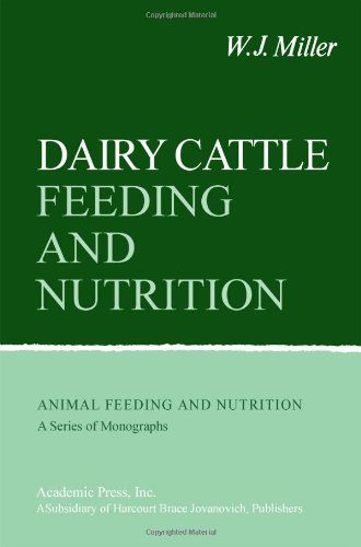 9780124976504: Dairy Cattle Feeding and Nutrition (Animal Feeding and Nutrition)