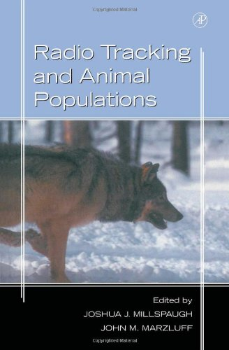 9780124977815: Radio Tracking and Animal Populations (IGN Outdoor Activities (Plein Air))
