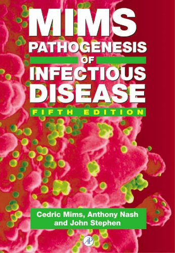 9780124982642: Mims' Pathogenesis of Infectious Disease