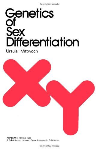 9780125010405: Genetics of Sex Differential