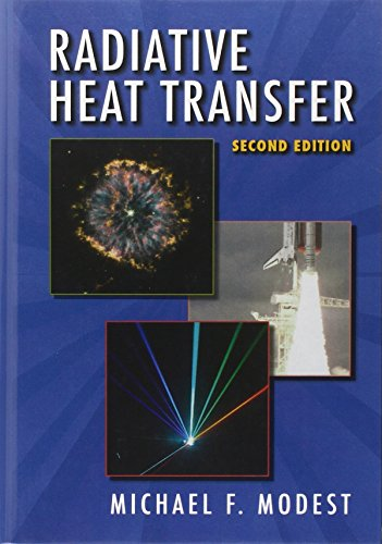 9780125031639: Radiative Heat Transfer, Second Edition