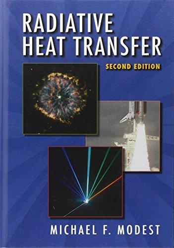 9780125031639: Radiative Heat Transfer