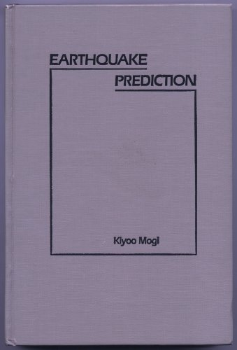 9780125039017: Earthquake Prediction