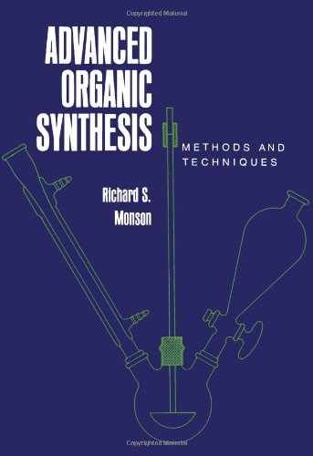 9780125049504: Advanced Organic Synthesis: Methods and Techniques