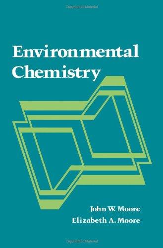 9780125050500: Environmental Chemistry