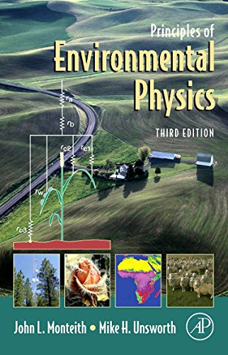 9780125051033: Principles of Environmental Physics, Third Edition