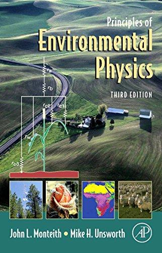 9780125051033: Principles of Environmental Physics, Third Edition