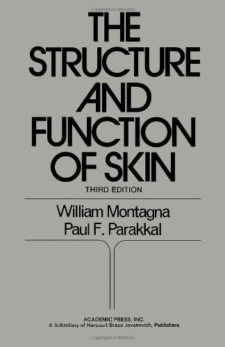 9780125052634: The Structure and Function of Skin