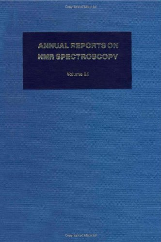 9780125053259: Annual Reports on NMR Spectroscopy, Vol. 25