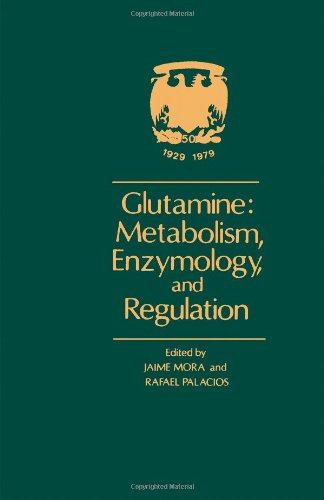 9780125060400: Glutamine: Metabolism, Enzymology and Regulation