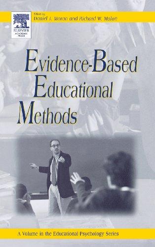 9780125060417: Evidence-Based Educational Methods (Educational Psychology)