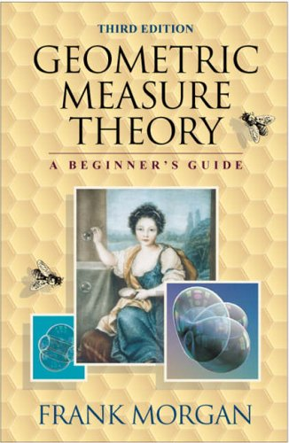 9780125068512: Geometric Measure Theory: A Beginner's Guide