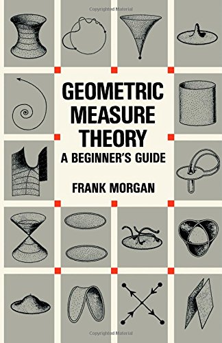 9780125068550: Geometric Measure Theory: Beginner's Guide