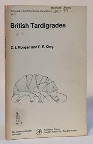 9780125069502: British Tardigrades (Synopses of the British fauna)