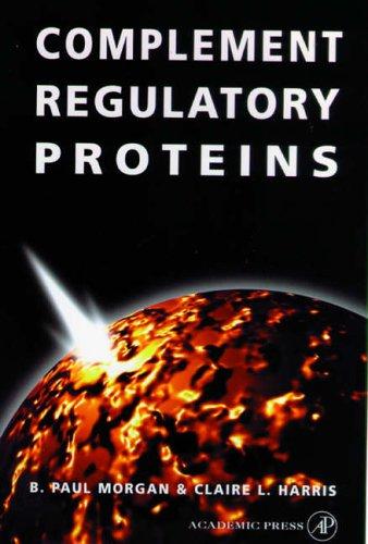 9780125069656: Complement Regulatory Proteins