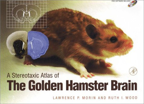 9780125070409: A Stereotaxic Atlas of the Golden Hamster Brain