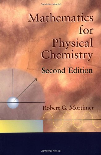 9780125083409: Mathematics for Physical Chemistry, Second Edition