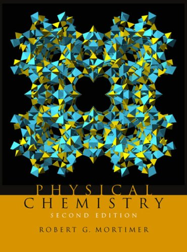 9780125083454: Physical Chemistry