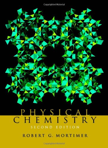 9780125083454: Physical Chemistry, Second Edition
