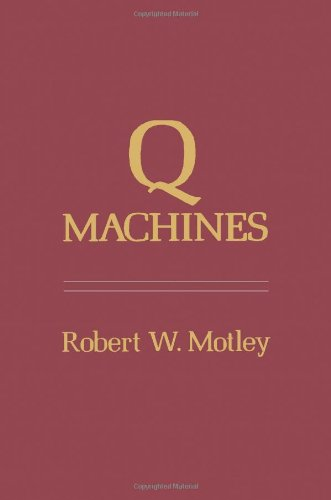9780125086509: Q. Machines (Pure & Applied Physics)
