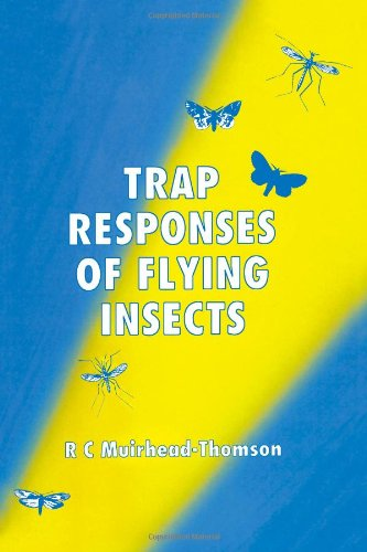 9780125097550: Trap Responses of Flying Insects: The Influence of Trap Design on Capture Efficiency