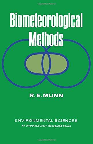 Biometeorological Methods;: Munn, R. E.,