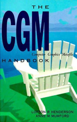 9780125105606: The CGM Handbook