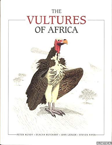 9780125105859: The Vultures of Africa