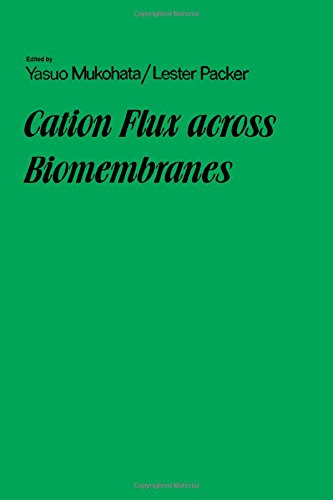 Cation Flux across Biomembranes