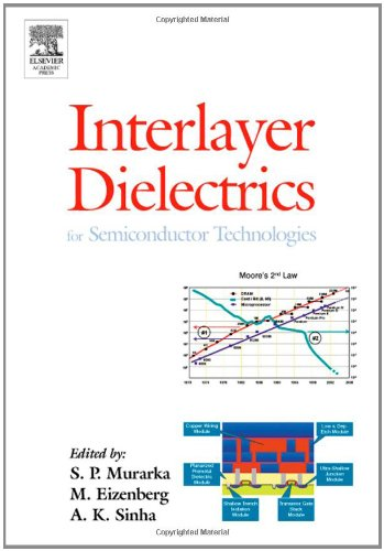 9780125112215: Interlayer Dielectrics for Semiconductor Technologies (Academic Press)