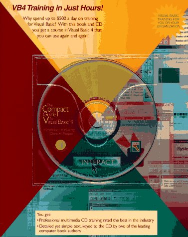 9780125119108: Compact Guide to Visual Basic 4 (Compact Guide Training Series)