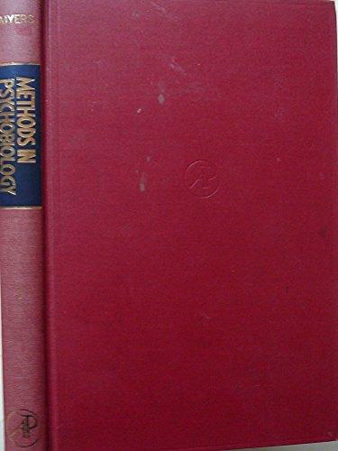 9780125123013: Methods in Psychobiology (Laboratory Techniques in Neuropsychology and Neurobiology): Volumes I and II