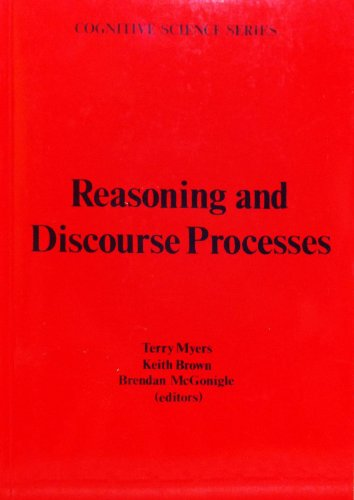 9780125123211: Reasoning and Discourse Processes