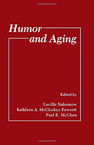 9780125137904: Humour and Ageing