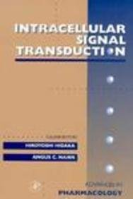 9780125138055: Intracellular Signal Transduction, Volume 36 (Advances in Pharmacology) (v. 36)