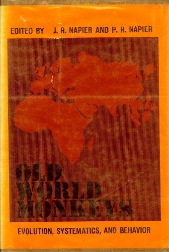 9780125138604: Old World Monkeys: Evolution, Systematics and Behavior