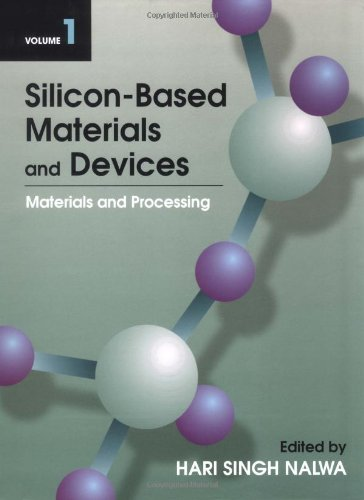 9780125139090: Silicon-Based Material and Devices, Two-Volume Set: Materials and Processing, Properties and Devices
