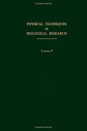 Physical Techniques in Biological Research, Volume 5: Electrophysiological Methods, Part A: Nastuk,...